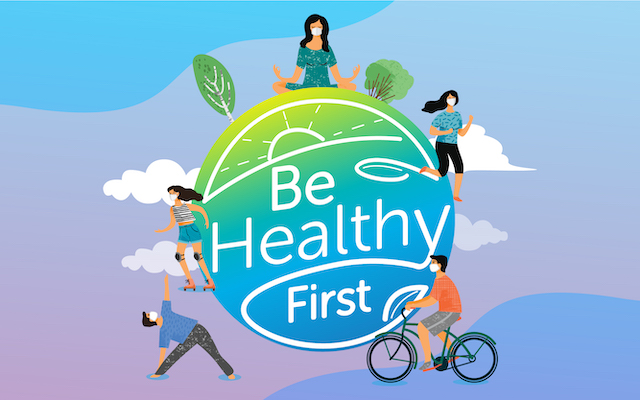Be Healthy First 2021