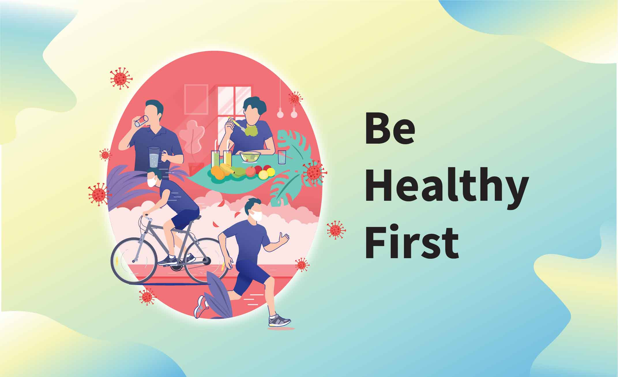 Be Healthy First