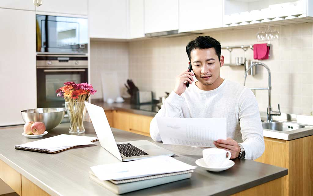 7 Tips Jaga Produktivitas Saat Work From Home Di Bulan Puasa