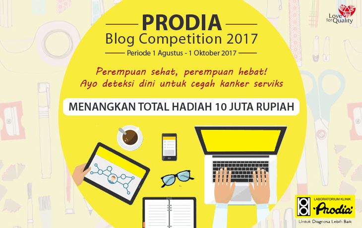 Prodia Blog Competition 2017