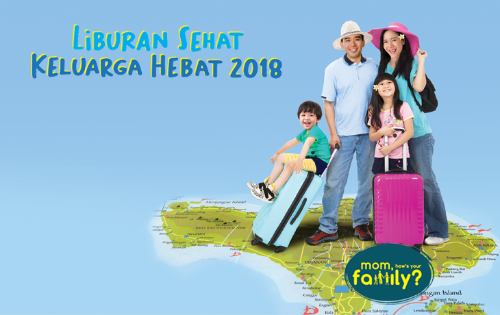 Healthy Holiday for Healthy Family 2018