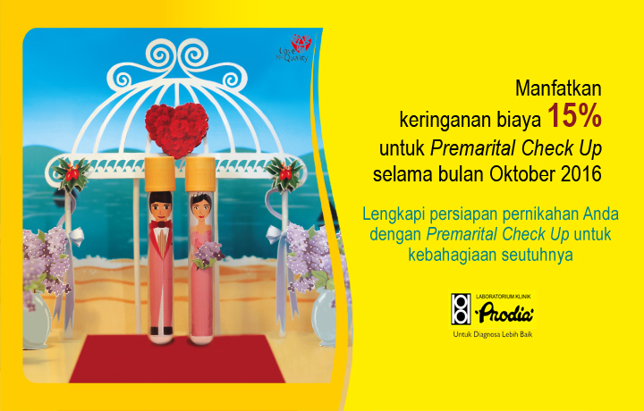 Premarital Check Up