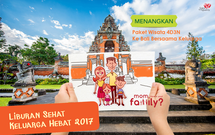 Healthy Holiday, Healthy Families 2017